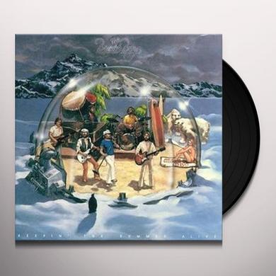 The Beach Boys KEEPIN THE SUMMER ALIVE Vinyl Record