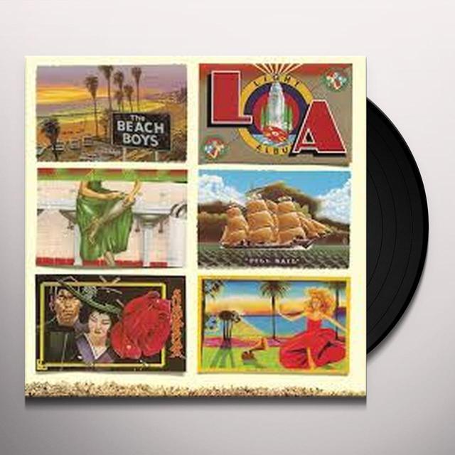 The Beach Boys L.A. (LIGHT ALBUM) Vinyl Record