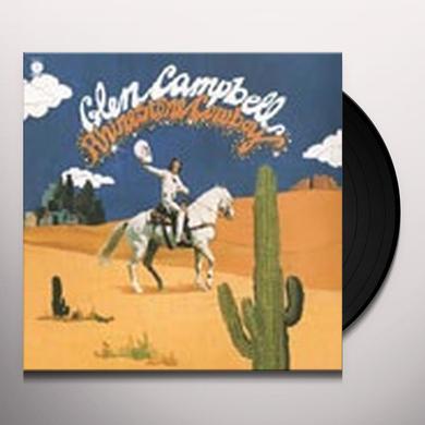Glen Campbell RHINESTONE COWBOY Vinyl Record