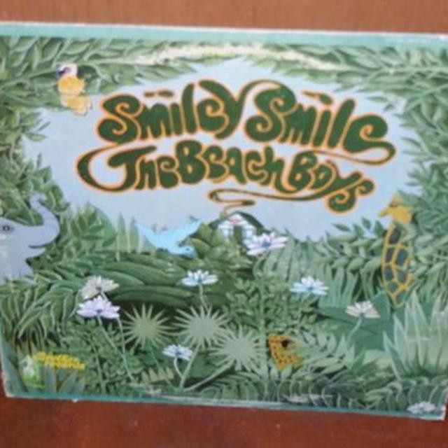 The Beach Boys SMILEY SMILE Vinyl Record - 200 Gram Edition, Mono