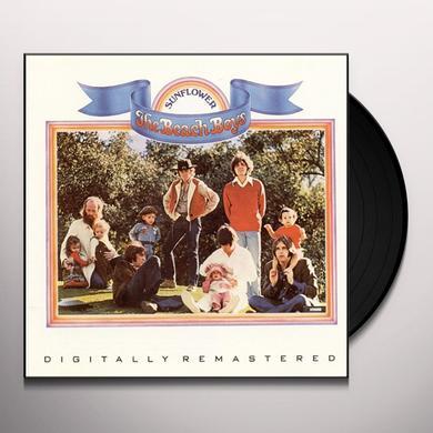 The Beach Boys SUNFLOWER Vinyl Record - 200 Gram Edition
