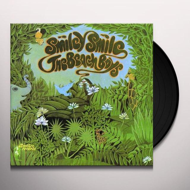 The Beach Boys SMILEY SMILE Vinyl Record - 200 Gram Edition