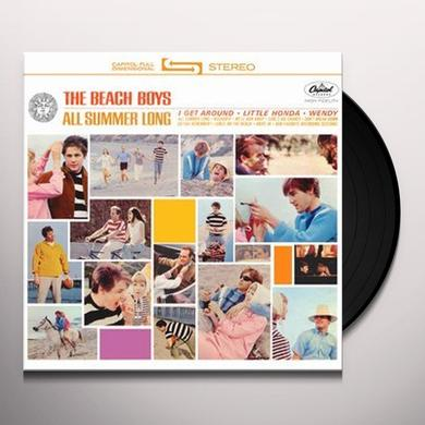 The Beach Boys ALL SUMMER LONG Vinyl Record - 200 Gram Edition