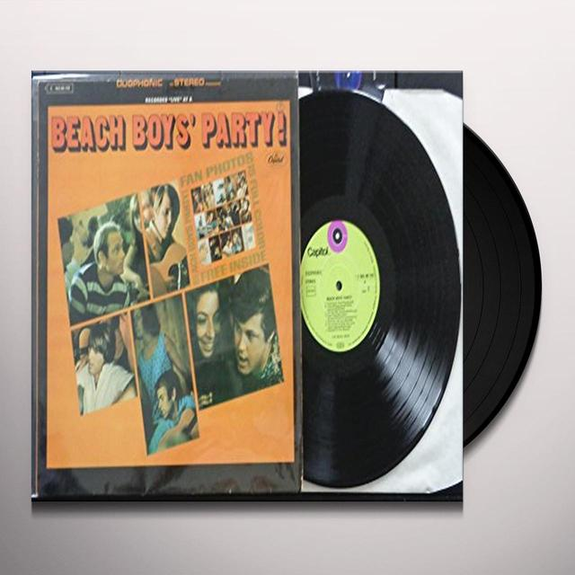 The Beach Boys BEACH BOY'S PARTY Vinyl Record - 200 Gram Edition, Mono