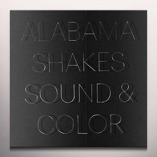 Alabama Shakes SOUND & COLOR Vinyl Record