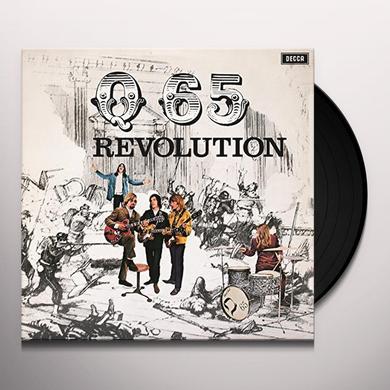 Q65 REVOLUTION Vinyl Record - Holland Import
