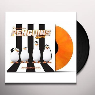 PENGUINS OF MADAGASCAR / O.S.T. (HOL) PENGUINS OF MADAGASCAR / O.S.T. Vinyl Record