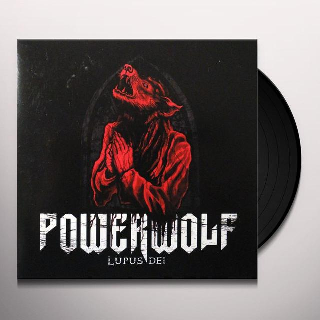 Powerwolf LUPUS DEI Vinyl Record - Holland Import