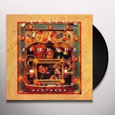 Flaco Jimenez PARTNERS Vinyl Record