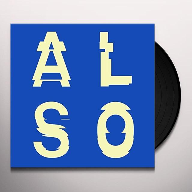 ALSO EP03 Vinyl Record - UK Release