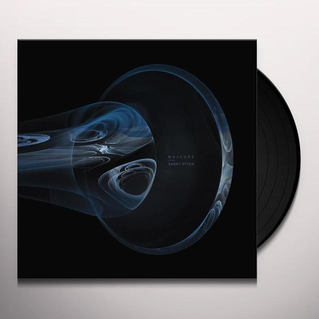 MAJEURE / SANKT OTTEN SPLIT Vinyl Record - Gatefold Sleeve