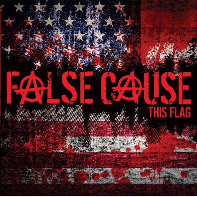 FALSE CAUSE THIS FLAG Vinyl Record
