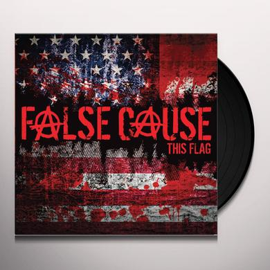 FALSE CAUSE THIS FLAG (EP) Vinyl Record