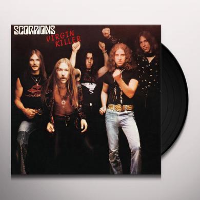 Scorpions VIRGIN KILLER Vinyl Record