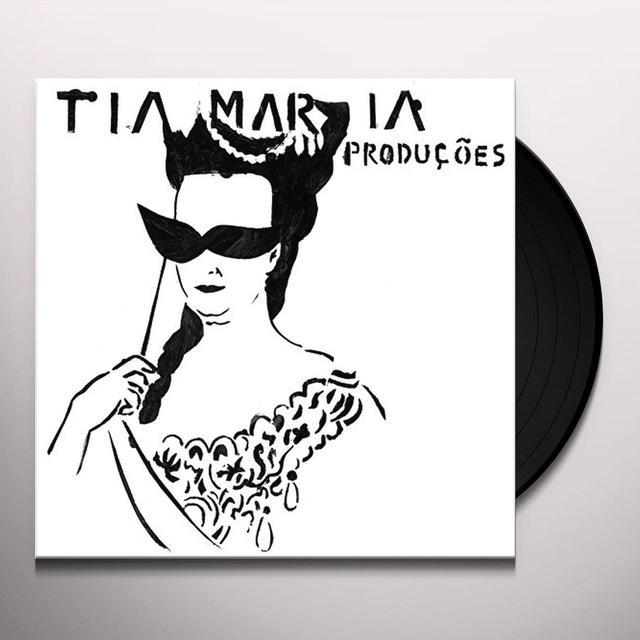 Tia Maria Produções TA TIPO NAO VAMOS MORRER Vinyl Record