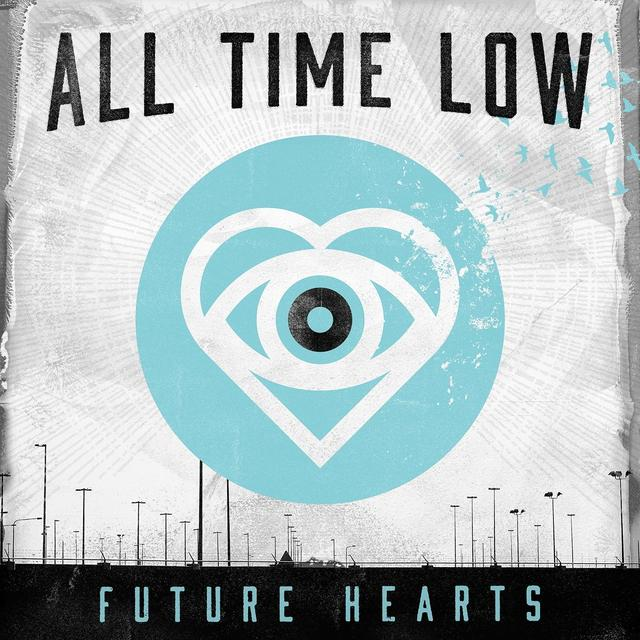 All Time Low FUTURE HEARTS Vinyl Record