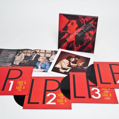 Tony Bennett / Bill Evans COMPLETE TONY BENNETT/BILL EVANS RECORDINGS Vinyl Record