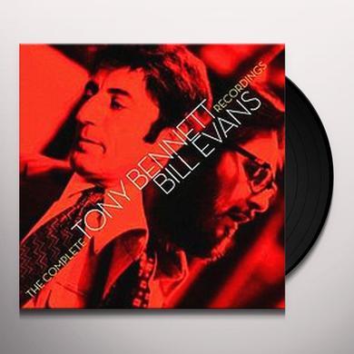 Tony Bennett / Bill Evans COMPLETE TONY BENNETT/BILL EVANS RECORDINGS (BOX) Vinyl Record