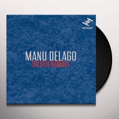 Manu Delago SILVER KOBALT Vinyl Record