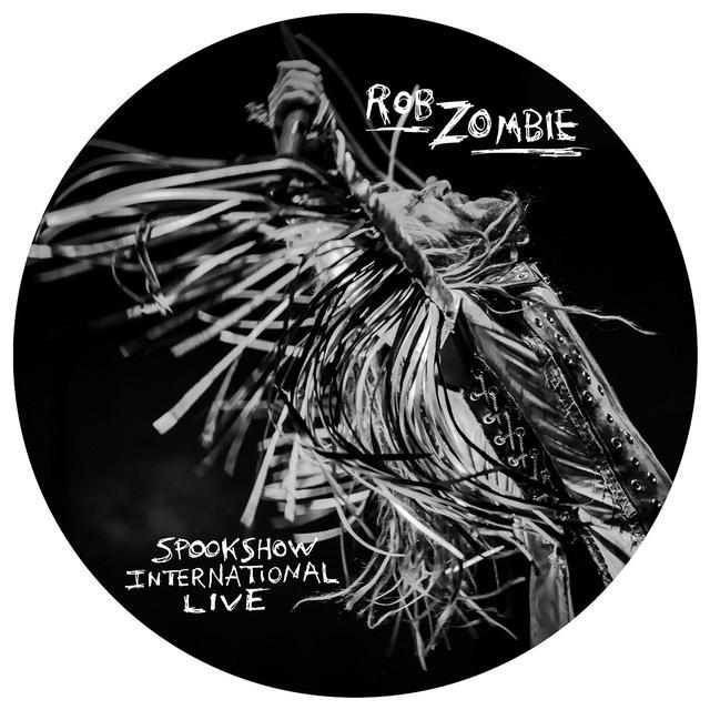 Rob Zombie SPOOKSHOW INTERNATIONAL LIVE Vinyl Record