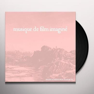The Brian Jonestown Massacre MUSIQUE DE FILM IMAGINE Vinyl Record