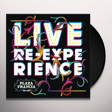 Plaza Francia LIVE RE-EXPERIENCE Vinyl Record - w/CD