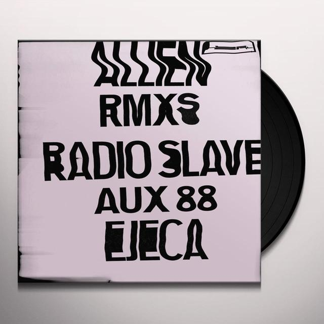 Ellen Allien ALLIEN RMXS Vinyl Record - Remixes