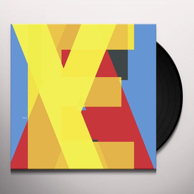FUCK YEAH PRITCH Vinyl Record