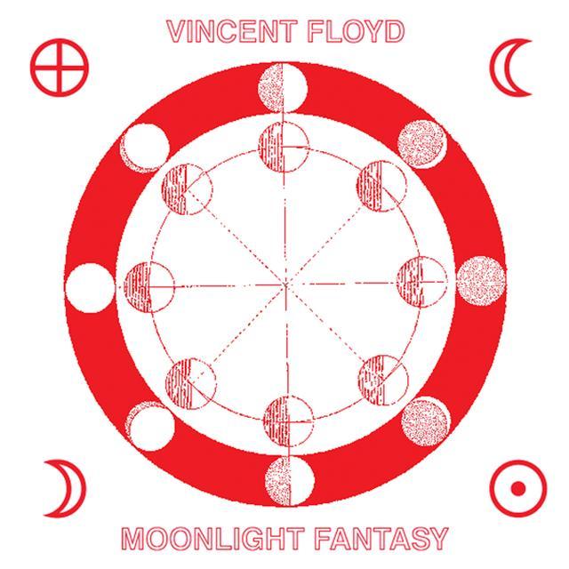 Vincent Floyd MOONLIGHT FANTASY Vinyl Record