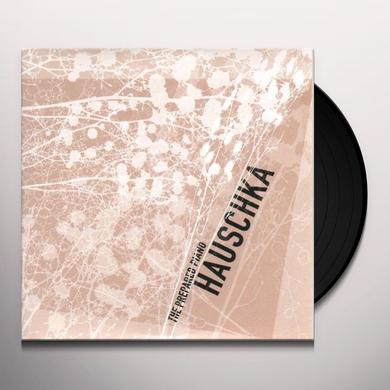 Hauschka PREPARED PIANO Vinyl Record - Reissue