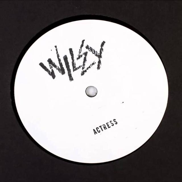 Wiley FROM THE OUTSIDE (ACTRESS' GENERATION 4 CONS. MIX) Vinyl Record