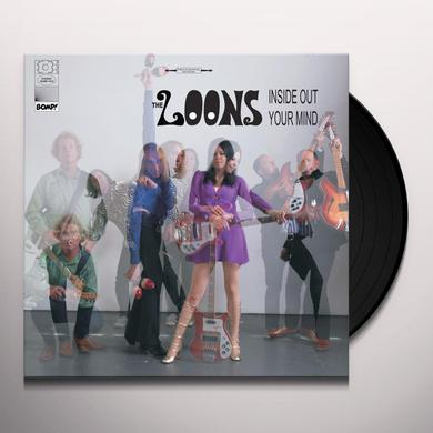 Loons INSIDE OUT YOUR MIND Vinyl Record