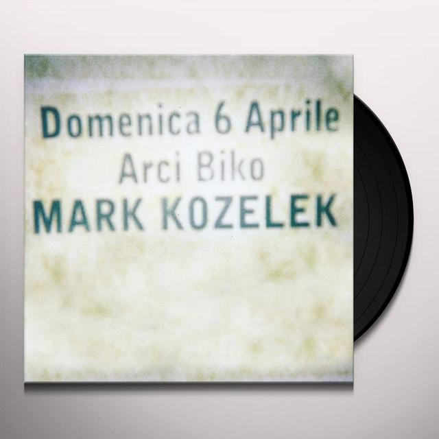 Mark Kozelek LIVE AT BIKO Vinyl Record