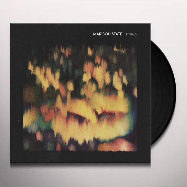 Maribou State RITUALS Vinyl Record