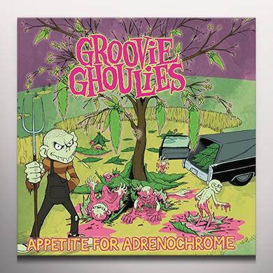 Groovie Ghoulies APPETITE FOR ADRENOCHROME Vinyl Record