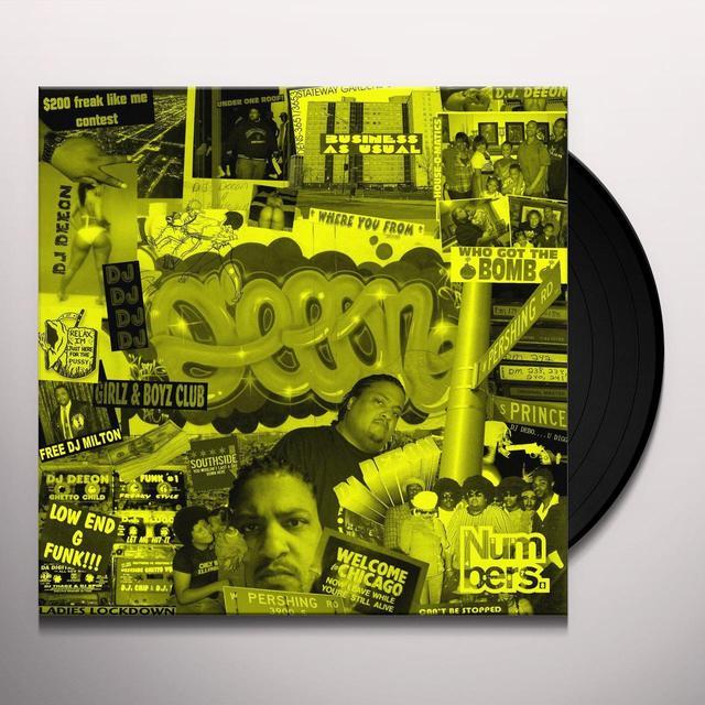 DJ Deeon DEEON DOEZ DEEON Vinyl Record