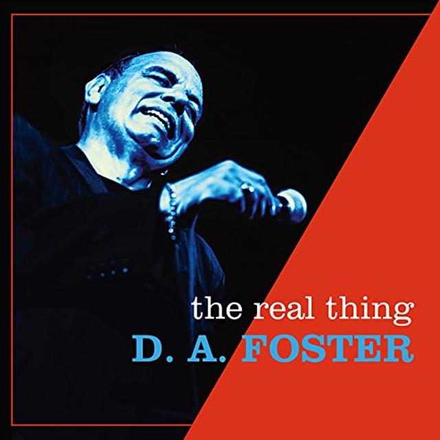 D. A. Foster REAL THING Vinyl Record