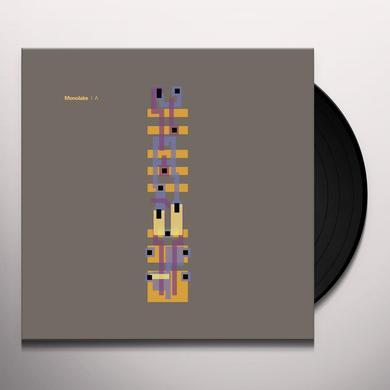 Monolake IA Vinyl Record