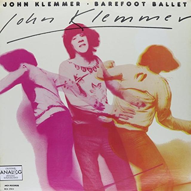 John Klemmer BAREFOOT BALLET Vinyl Record