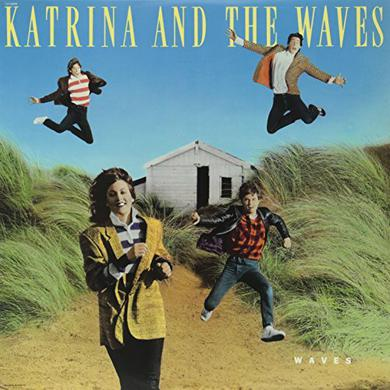 KATRINA & WAVES WAVE Vinyl Record