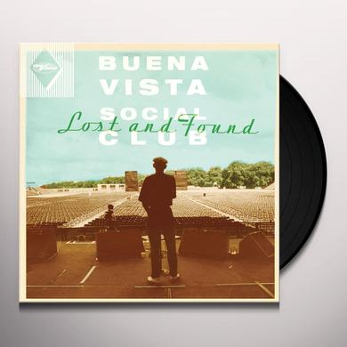 Buena Vista Social Club LOST & FOUND Vinyl Record - 180 Gram Pressing, Digital Download Included