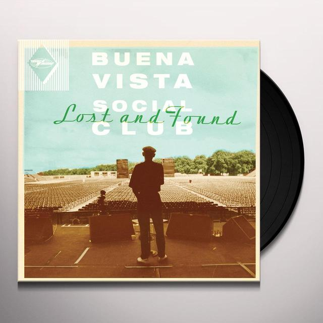 Buena Vista Social Club LOST & FOUND Vinyl Record - 180 Gram Pressing, Digital Download Included