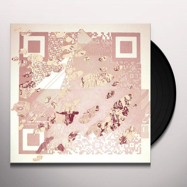 TIMEGHOST CELLULAR Vinyl Record