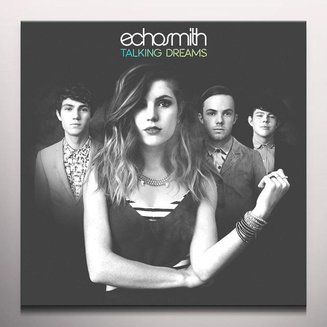 Echosmith TALKING DREAMS Vinyl Record
