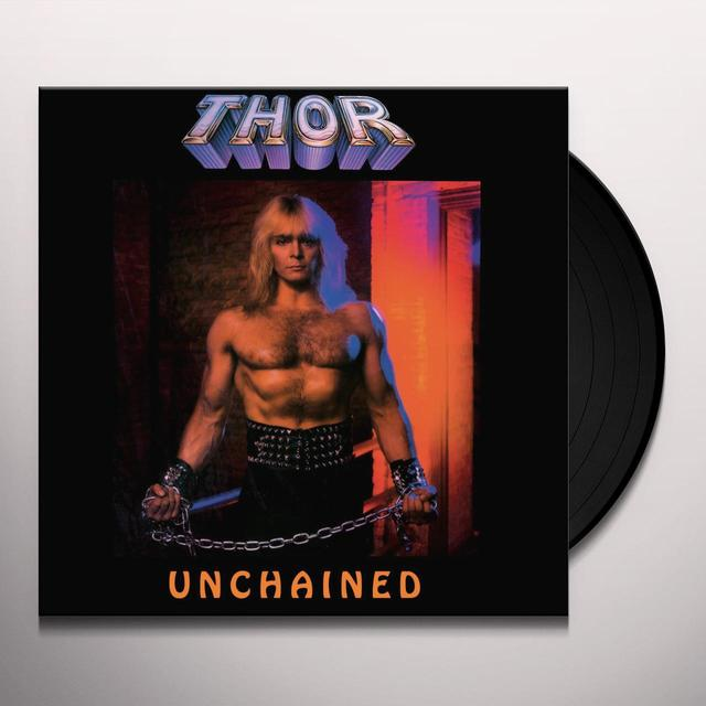 Thor UNCHAINED Vinyl Record