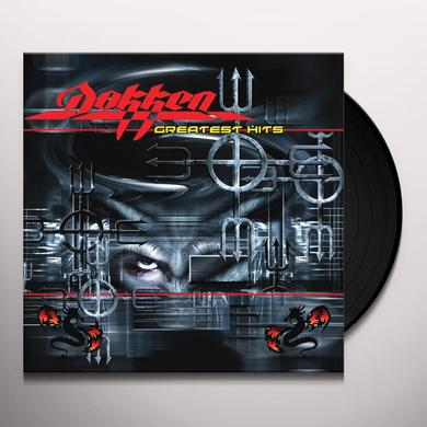 Dokken GREATEST HITS Vinyl Record