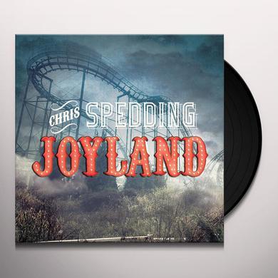 Chris Spedding JOYLAND Vinyl Record