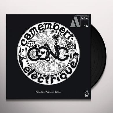 Gong CAMEMBERT ELECTRIQUE Vinyl Record
