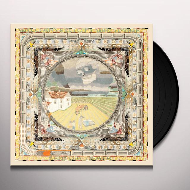 William Elliott Whitmore RADIUM DEATH Vinyl Record