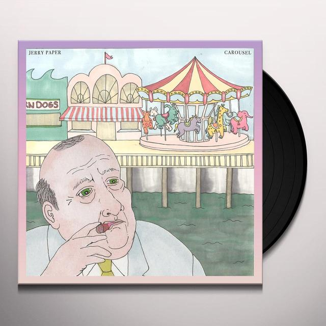 Jerry Paper CAROUSEL Vinyl Record
